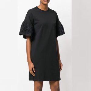 See by Chloé Ruffle Sleeve Dress M